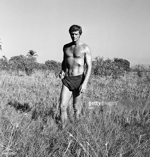 TARZAN 'The Perils of Charity Jones Part 1 2' Episodes 26 27 Pictured Ron Ely as Tarzan