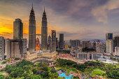 The Petronas Twin Towers [EXPLORED]