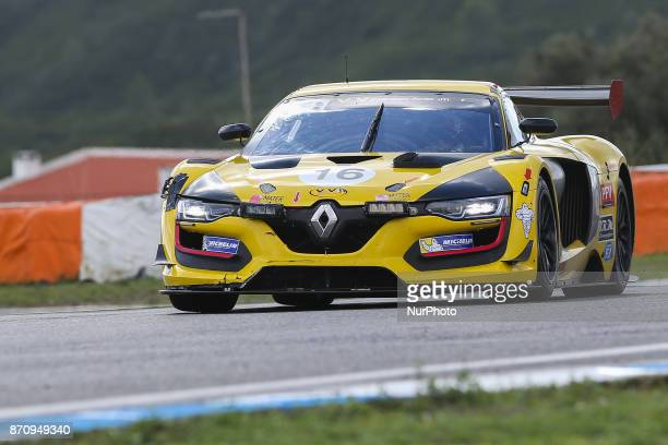 The PFV 2 Renault RS 01 driven by SARRAILH Patrick and MUGELLI Massimiliano and CRAPIZ Lucien during Estoril VdeV Endurance Series 2017 at the...