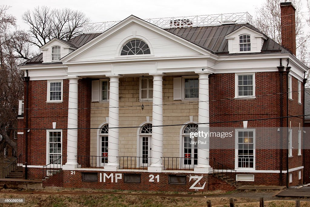 The Phi Kappa Psi fraternity house is seen on the University of Virginia campus on December 6, 2014 in Charlottesville, Virginia. On Friday, Rolling Stone magazine issued an apology for discrepencies that were published in an article regarding the alleged gang rape of a University of Virginia student by members of the Phi Kappa Psi fraternity.