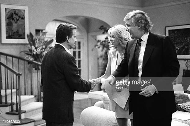 AIR 'The Philadelphia Story' Episode 26 Pictured Dick Clark as himself Marla Maples as herself Donald Trump as himself Photo by Joseph Del Valle/NBCU...