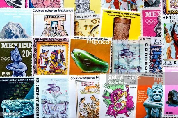 The Philatelic History of México