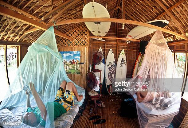 The Philippines Catanduanes surfer accommodation