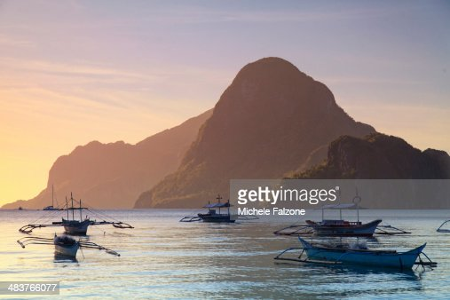 The Philippines, Palawan, El Nido