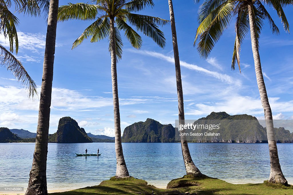 The Philippines, Palawan Province, El Nido