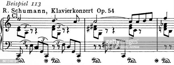 The Piano Concerto in A minor Op 54 is the only piano concerto written by Romantic composer Robert Schumann The work premiered in Leipzig on 1...