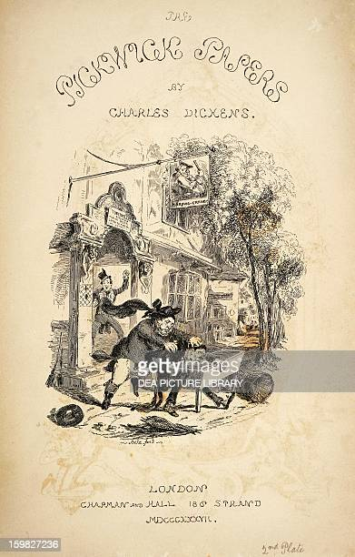 an analysis of the characterization in the pickwick papers by charles dickens Stylistic analysis of the pickwick club the postumous papers of the pickwick club charles dickens stylistic analysis on sonnet 43 from sonnets from the.