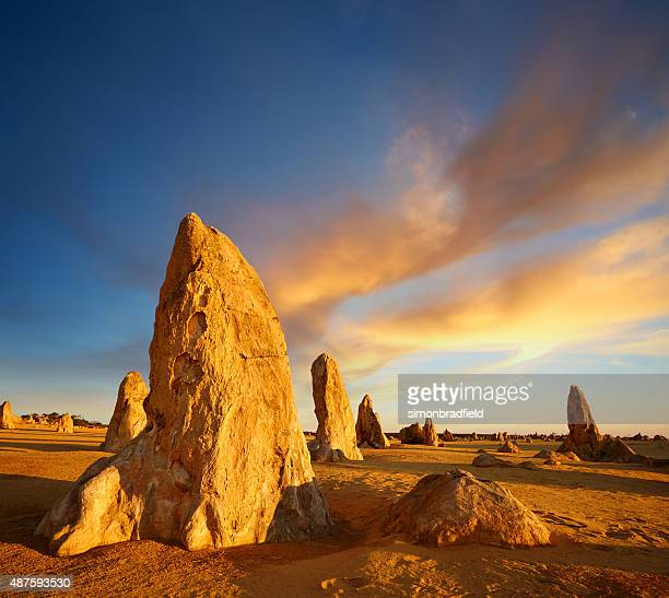 The Pinnacles Of Western Australia