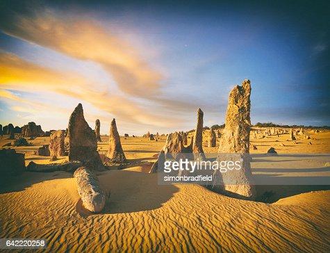The Pinnacles Of Western Australia