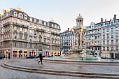 The Place des Jacobins, Lyon ,France