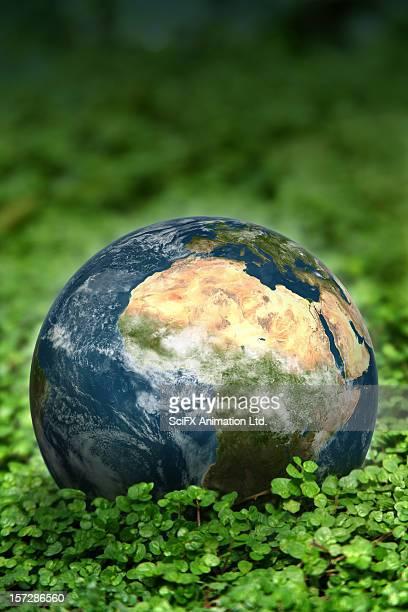 La planète Terre nous appeler