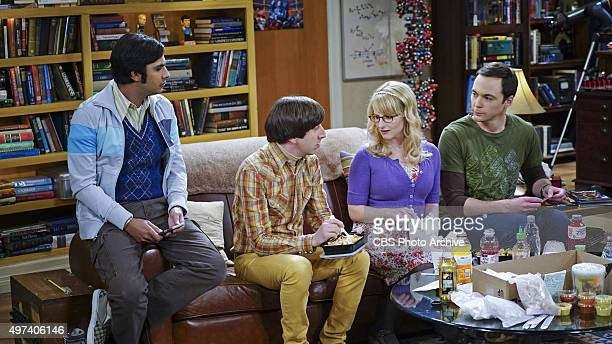 'The Platonic Permutation' Wolowitz reluctantly agrees to volunteer at the soup kitchen with Bernadette Raj on THE BIG BANG THEORY Thursday Nov 19 on...