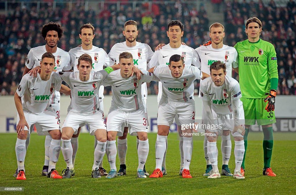 teams germany augsburg