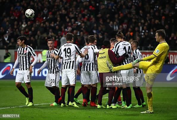 Eintracht Frankfurt v SV Darmstadt 98 - Bundesliga : News Photo