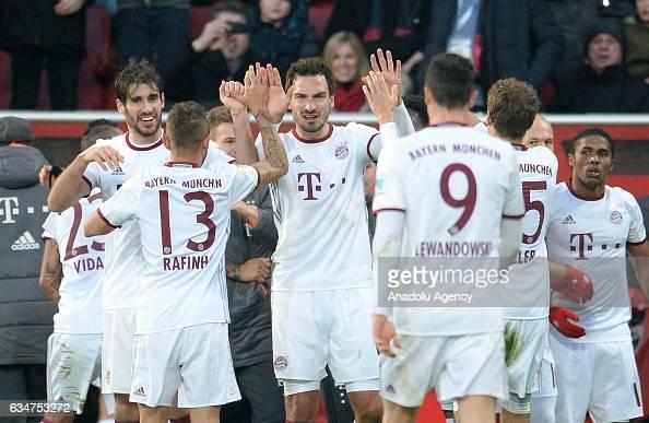 FC Ingolstadt vs Bayern Munich : News Photo