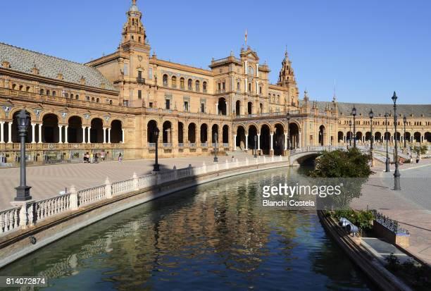 The Plaza de España