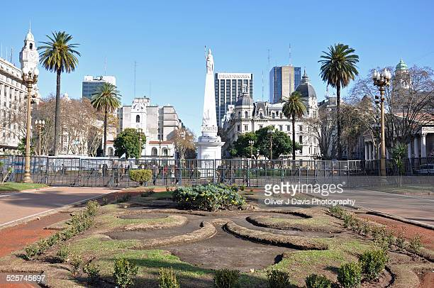 The Plaza de Mayo, Buenos Aires