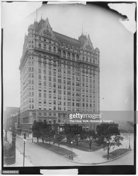 The Plaza Hotel New York New York 1895
