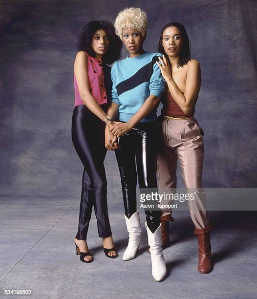 The Pointer Sisters Stock Photos And Pictures Getty Images