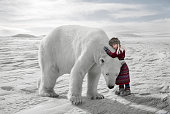 The Polar Bear hug