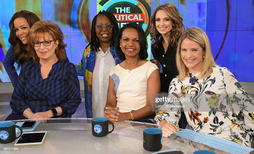THE VIEW - The Political View with Condoleezza Rice airs today, Tuesday, May 9, 2017 on ABC's 'The View.' 'The View' airs Monday-Friday (11:00 am-12:00 pm, ET) on the ABC Television Network. HAINES