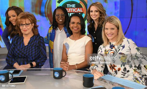 THE VIEW The Political View with Condoleezza Rice airs today Tuesday May 9 2017 on ABC's 'The View' 'The View' airs MondayFriday on the ABC...