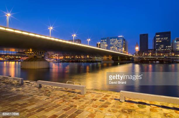 The Pont Charles de Gaulle
