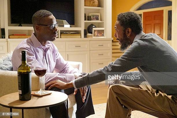 US 'The Pool' Episode 104 Pictured Sterling K Brown as Randall Ron Cephas Jones as William