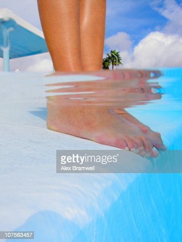 The Pool : Stock Photo