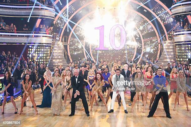 SPECIAL The pop culture phenomenon that has brought ballroom dancing and beyond to living rooms across America for the past decade celebrates with a...