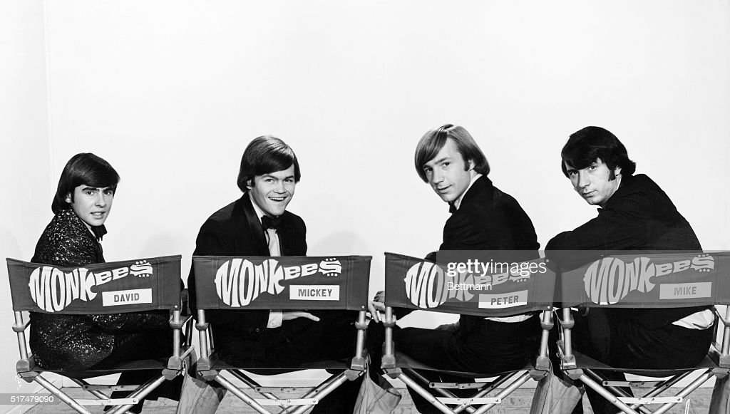 The popular band The Monkees are taking a break from their show