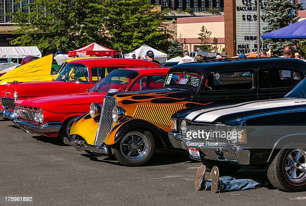 Nevada City Ca Stock Photos And Pictures Getty Images - South lake tahoe classic car show