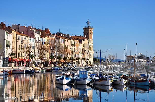 The port of La Ciotat - Bouches-du-Rh?ne