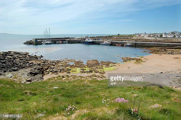 The port of Tory Island off Ireland's northwest coast is pictured on June 9 2008 Tory Island off Ireland's northwest coast had been condemned to...