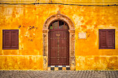 La Cité Portugaise - one of the early settlements built by the Portuguese in West Africa, El Jadida, Morocco