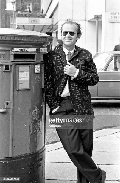 The Postman' comes to town In London for the opening of Lorimars controversial new film of James M Cains classic story 'The Postman Always Rings...