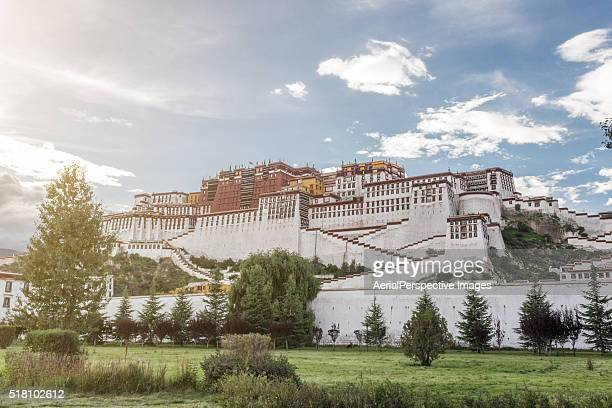 The Potala Palace, Lhasa, Tibet, China