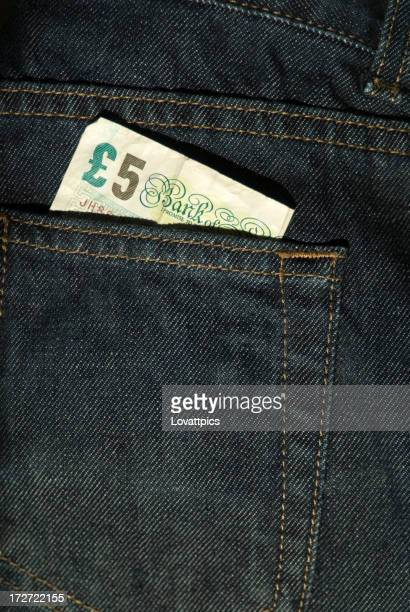 The pound in your pocket.
