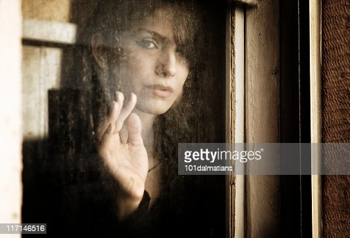 The Power of Goodbye : Stock Photo