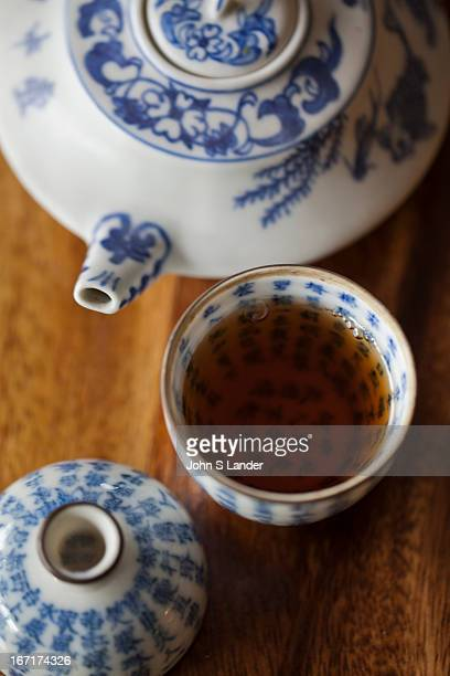 The practice of drinking tea has had a long history in China having originated there The Chinese drink tea during many parts of the day such as...