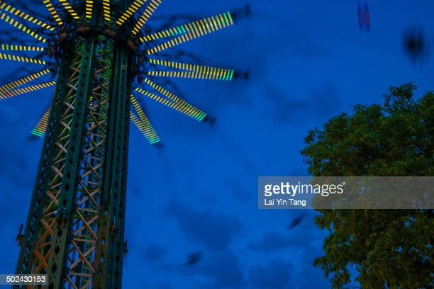 CONTENT] The Praterturm is the landmark of the Prater and of Vienna good way for Family fun