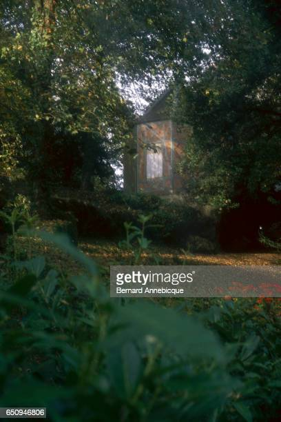 The PreCatelan Gardens can be found in the town of IlliersCombray France Novelist Marcel Proust vacationed in the area as a child which became the...
