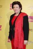 The premiere of 'Fleur du desert' at theatre Marigny in Paris France on March 07th 2010 Roselyne Bachelot