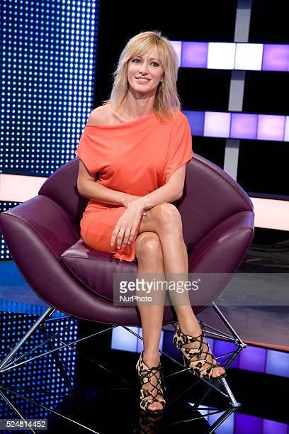 The presenter Susana Griso presents the new season of the TV show in Madrid PUBLIC MIRROR informative Photo Oscar Gonzalez/NurPhoto