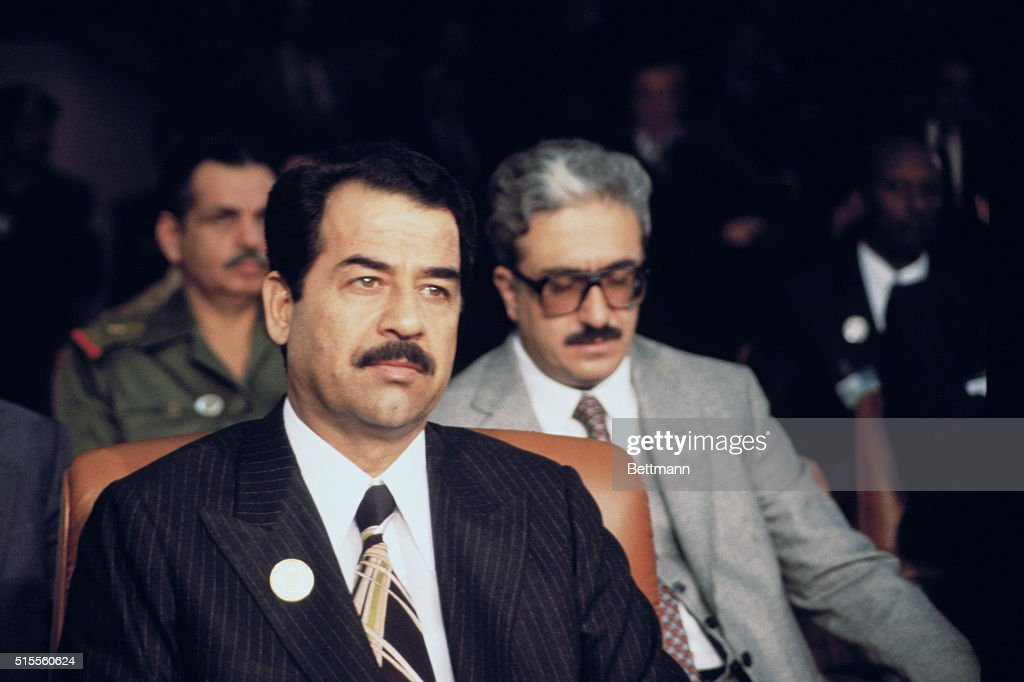 a biography of saddam hussein a president of iraq Raghad hussein (born 2 september 1968) is a daughter of saddam hussein, the previous president of iraq biography edit in 1983, raghad was married to hussein kamel al-majid , a high-profile iraqi defector who shared weapons secrets with unscom , the cia and mi6.