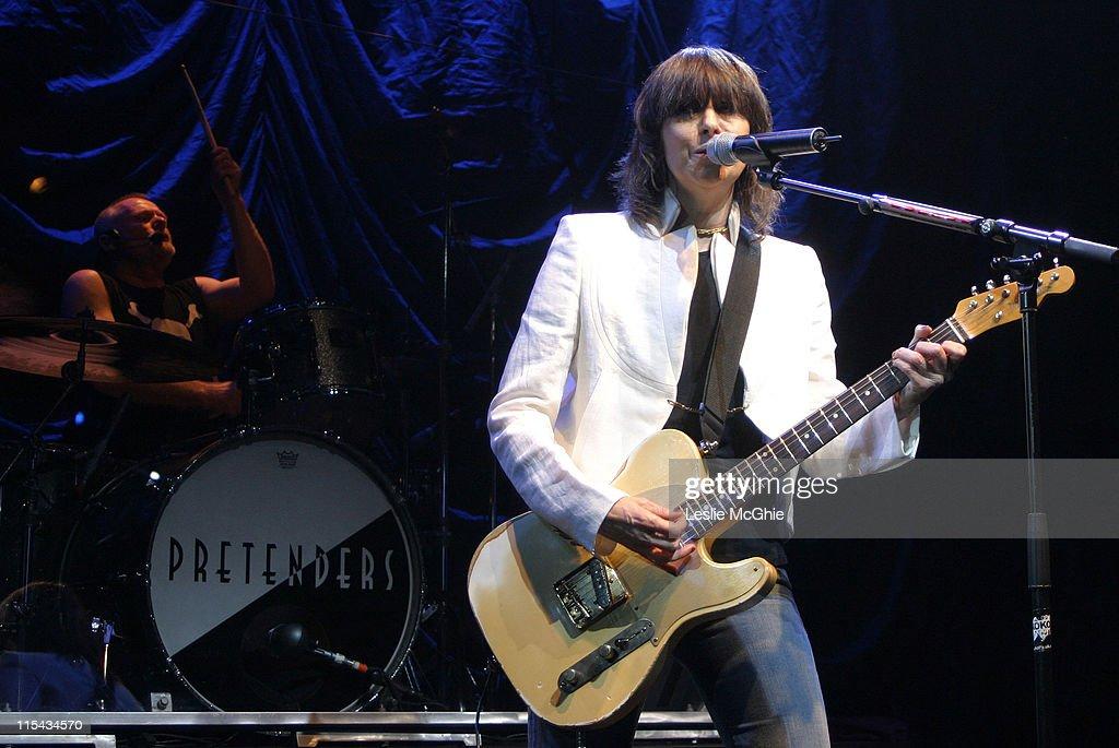 The Pretenders in Concert at KoKo in London - April 7, 2006
