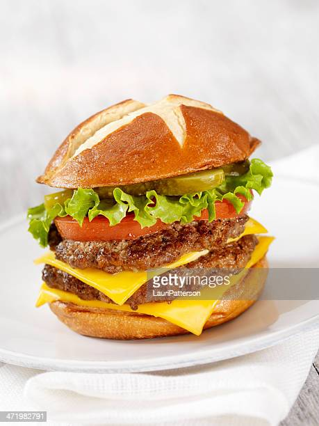 The Pretzel Burger