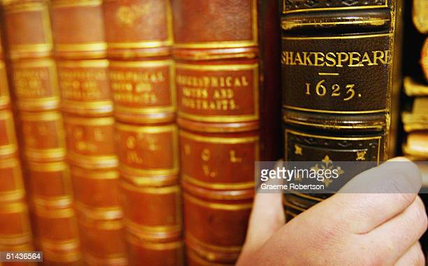 The previously unknown 1623 edition of William Shakespeare's First Folio described as the most important work in the English Language which will be...