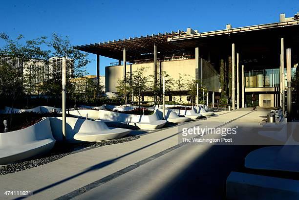 The Pérez Art Museum Miami on Thursday January 16 2014