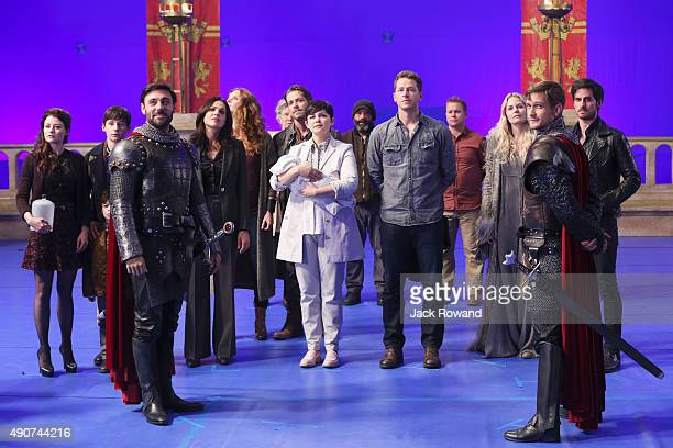 TIME 'The Price' In an effort to protect Emma Regina steps up in a surprising way that will test her mettle as a force for good King Arthur and Queen...